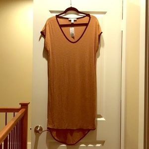 Forever 21 - Size Large dress (camel & black)